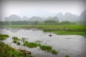 van long kenh ga Ninh Binh Tourist Center Vietnam