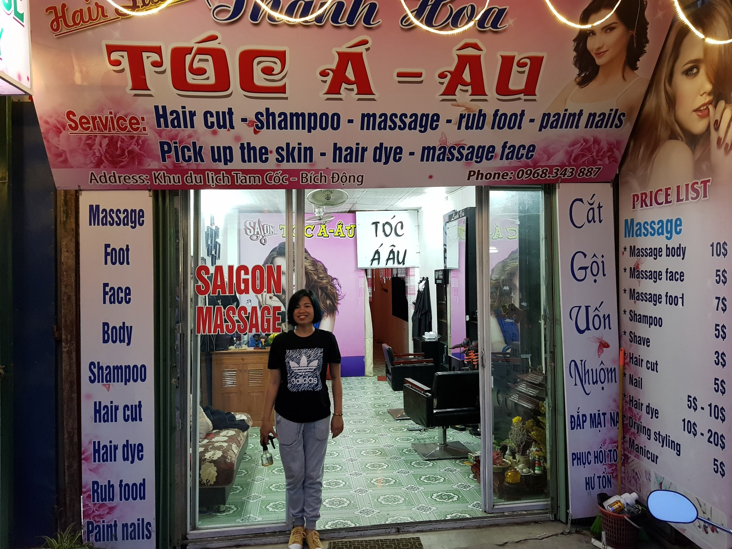 Massage Tam Coc | Ninh Binh Tourist Center