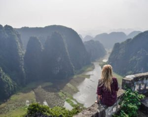 Tam Coc Mua Cave Ninh Binh Tourist Center Vietnam
