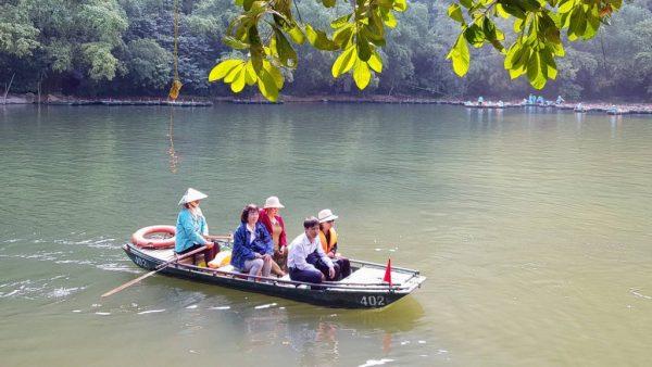 trang an boat ride | Ninh Binh Tourist Center