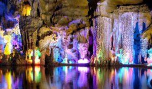 Van Trinh cave Ninh Binh Tourist Center Vietnam