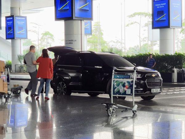 Airport Transfer Ninh Binh Tam Coc Trang An - Hanoi Noi Bai