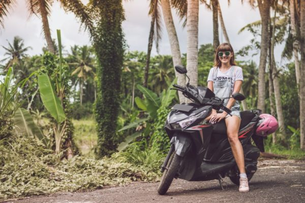 Ninh Binh Motorbike scooter rent