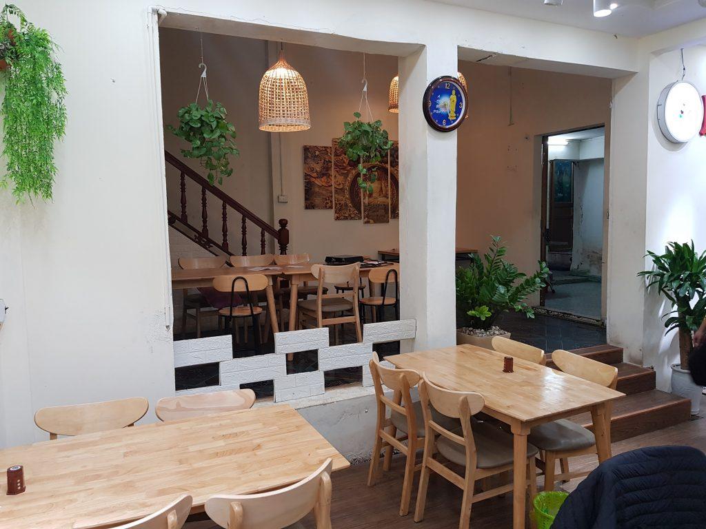 vegetarian restaurant ninh binh